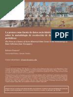 Franzosi, R. La prensa como fuente de datos socio-históricos.pdf