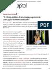 """""""a Dívida Pública é Um Mega Esquema de Corrupção Institucionalizado"""" — CartaCapital"""