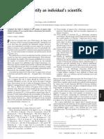 h-index-pnas-0507655102