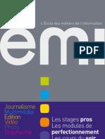 EMI - Stages de perfectionnement 2011