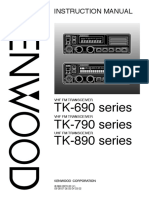 Kenwood TK790 Instruction Manual