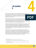 Regional Strategy Health Systems Primary Health Care Chapter4