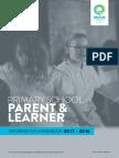 Nexus Primary School Parent Learner Handbook 2017 2018 v1 0%4011 May 2017