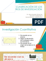 Clasificación de Los Diseños de Investigación (3)