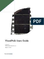 Visual Hub Users Guide