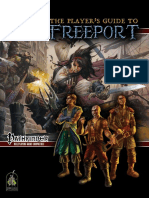 Green Ronin - Player's Guide to Freeport