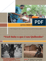 Quilombo 2016