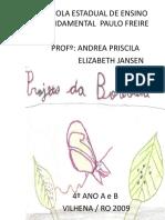 Aesboço Da Revista Info Butterflyok