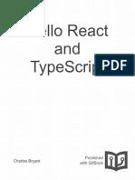 Hello React and Typescript | Java Script | Integrated