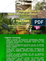 Organic Farming and Medicinal Plant
