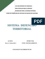 Organización Administrativa de La Milicia Bolivariana