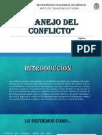 Manejo Del Conflicto Unidad II