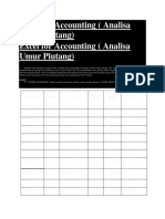 Excel for Accounting