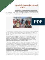 Declaración de Independencia del Perú.docx