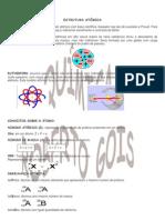 Química RG - Estrutura Atômica