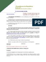 DECRETO Nº 4.410_2002 - Convençao Interamericana Contra Corrupçao