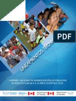 Lineamientos Técnicos Campaña Nac_ Desparasitacion 2018