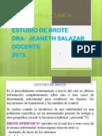 Brotepidemiologico y Brotenosocomial