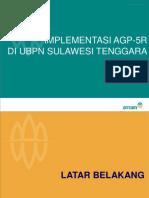 AGP 5R Implementation