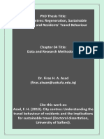 Data and Research Methodology