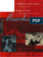 Masochism Coldness and Cruelty and Venus in Furs