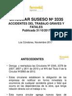 Presentacion Circular 3335 Ferrovial