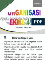 Inisiasi Organisasi