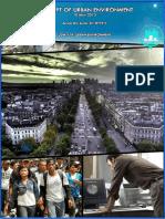 Urban Environment - Concept of Urban Environment (Article)