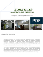 Geometrixs Architects and Engineers Company Profile