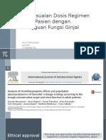 Penyesuaian Dosis Regimen pada Pasien dengan Gangguan Fungsi Ginjal.pptx