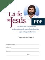 LA FE DE JESÚS ACTUALIZADA
