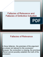 New Fallacy