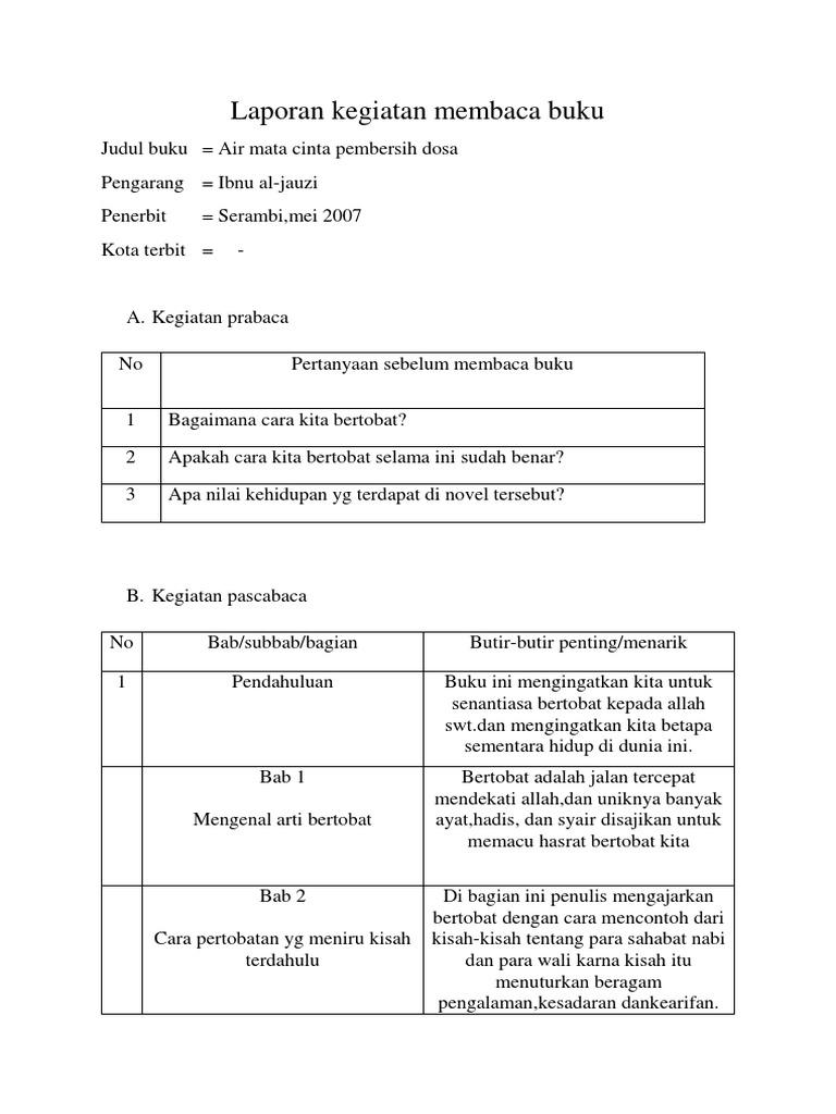 Tugas Literasi B Indonesia