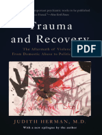 Trauma and Recovery by Herman Judith L.;