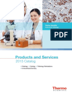 Thermo_Products and Services_2015 Catalog