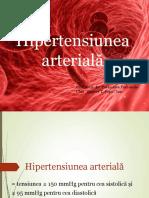 4. Hipertensiunea arteriala