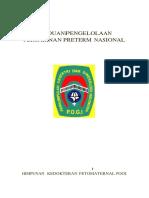 339100307 2011 Pengelolaan Persalinan Preterm POGI2 PDF