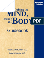 Training the Mind, Healing the Body - Guidebook