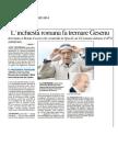 I giornali sul caso Gesenu