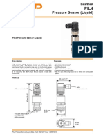 Ds Pil4 v1-Static Pressure Transmitter