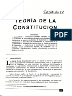 Teoria de La Constitucion 2018