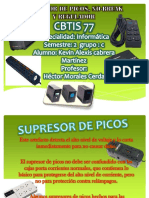 Supresor de Picos y No Break