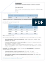 CFA_Programand Exam Fee Schedule