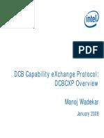 Az Wadekar Dcbcxp Overview Rev0.2