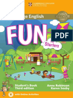 Fun for Starters Student Book 3rd Edition.pdf