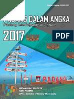 Kota Padang Dalam Angka 2017