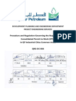 QRG-DC-004 Regulation for Consolidated Permit to Work for DC Common Areas (CPW)_Final