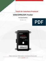 Queclink GB100 @Track Air Interface Protocol R1.04