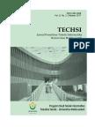 Techsi Vol 9 No 2 Oktober 2017