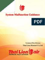 TLA System Malfunction Guide